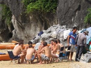 Cat Ba Tour in 3 days 2 nights with Cat Ba Discovery.