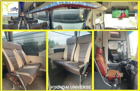 Huyndai Universe 47 seat