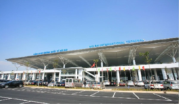 Cat Ba - Noi Bai Airport