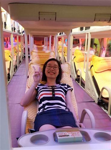 Xe Bus Giường Nằm Cát Bà - Hà Nội