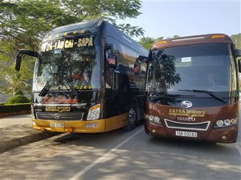 Bus Sapa - Cát Bà