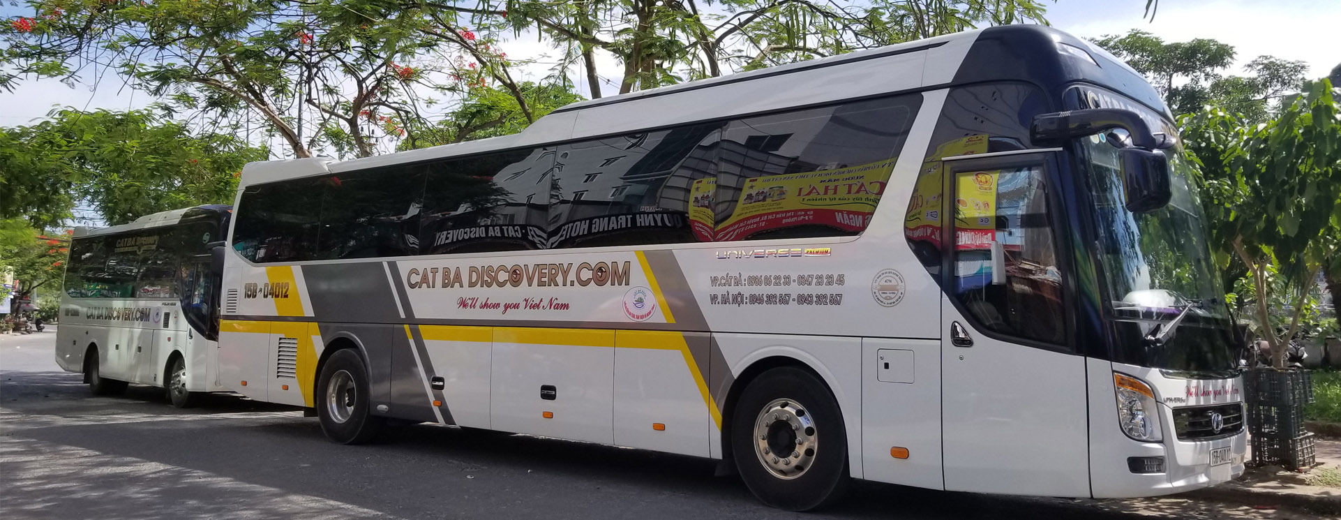 BEST BUS FOR YOUR TRIP