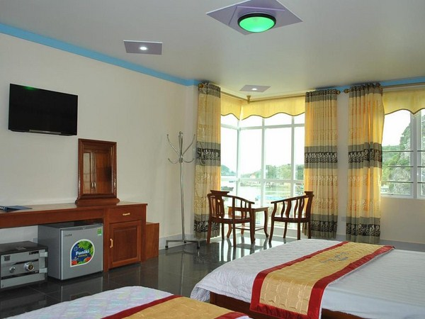 Quynh Trang Hotel-the ideal accommodation for your Cat Ba trip