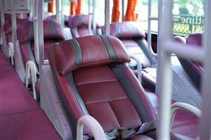 Xe bus Cát Bà - Sapa