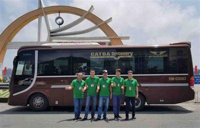 Tất Cả Xe Bus Đi Cát Bà Và Xe Bus Từ Cát Bà Đi
